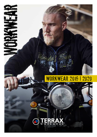 Katalog Workwear - Arbeitskleidung